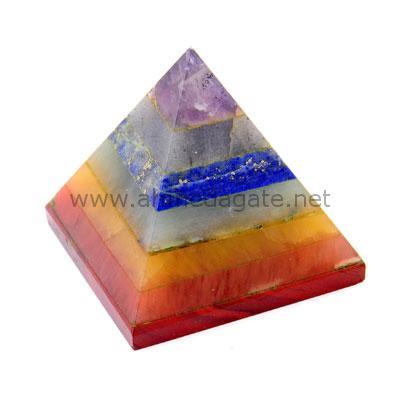 Bonded-Chakra-Pyramid