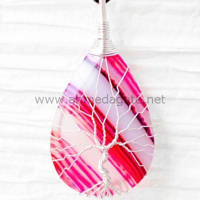 Agate-Wrapped-Pendant