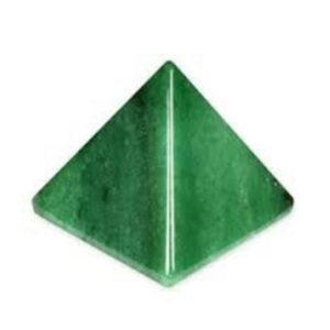 Aventurine-Pyramid
