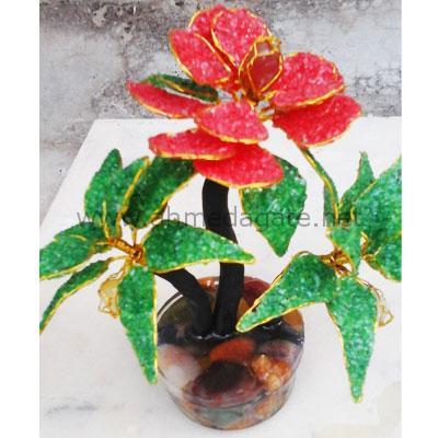 Flower-Style-Agate-Tree
