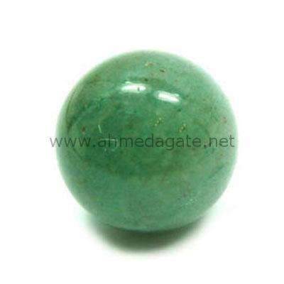 Green Aventurine Sphere