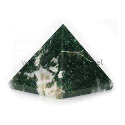 Moss-Agate-Pyramid