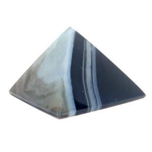 Onyx Agate Pyramid