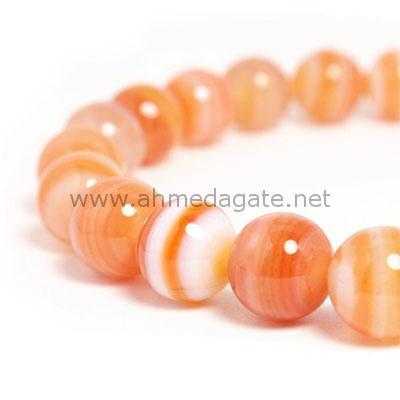 Orange-Onyx-Bracelet