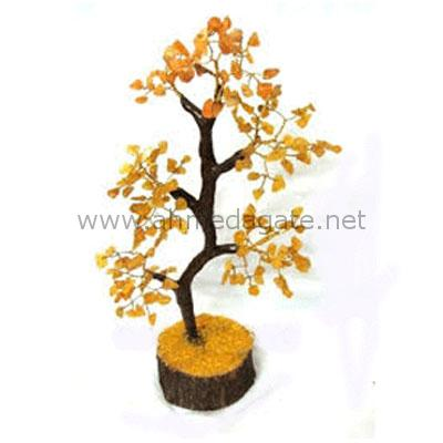 Citrine Stone Tree