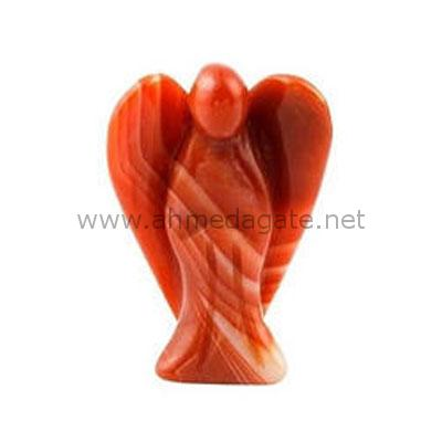 Red Agate-Angel-Wholesale