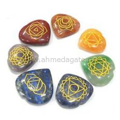 Seven-Chakra-Reiki-Set-Heart