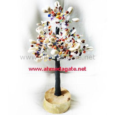 Mix Gems & Decor items Tree