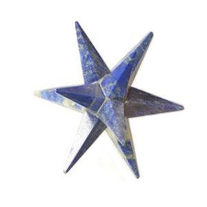 8 Point Lapis-Merkaba-Star