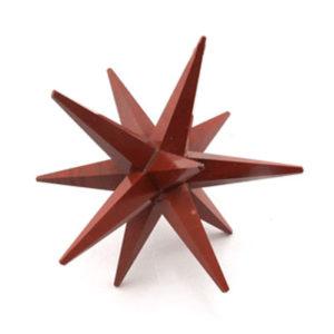 12 Point Jasper Merkaba-Star-4