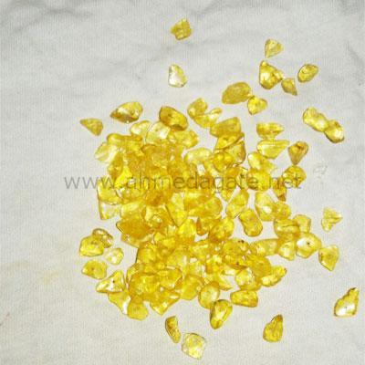 Golden Agate Chips