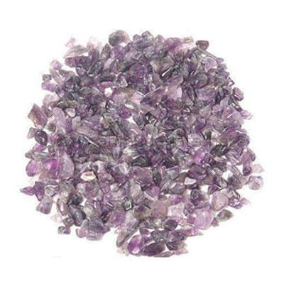 Amethyst Agate Chips