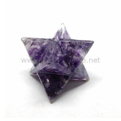 Amethyst-Merkaba-Star