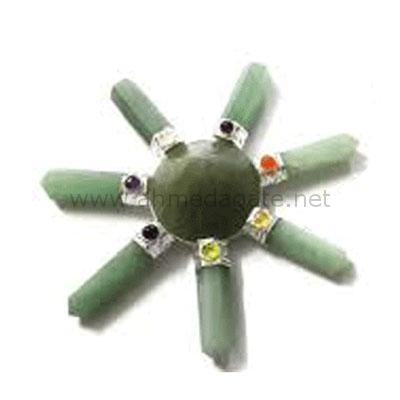Green Aventurin Energy Generator