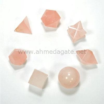 Rose Geometric Set