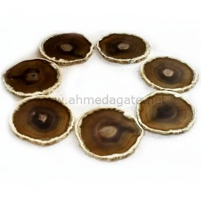 Set of Agate-Slices