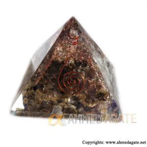 Labroolite-Orgonite-Pyramids