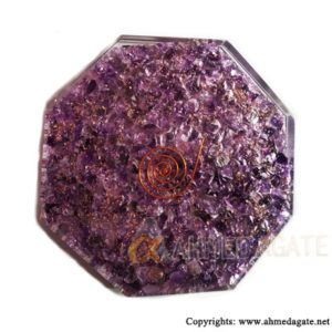 Orgonite-Amethyst-Coaster