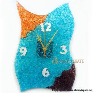 Agate Clock 04