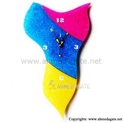 Agate Clock 03